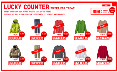 uniqlo-promotion-lucky-counter