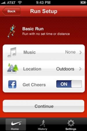 Nike_Facebook_App