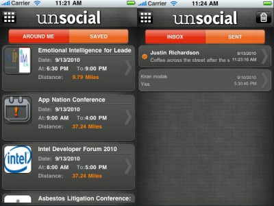 unsocial